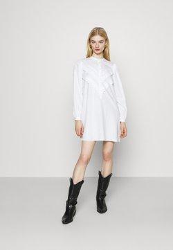 JDY - JDYMUMBAI LIFE - Vestido camisero - white