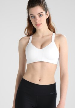 Nike Performance - RIVAL BRA HIGH SUPPORT - Urheiluliivit - white/white/pure platinum