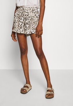 Superdry - SUMMER BEACH - Shorts - leopard