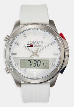 Tommy Jeans - Montre à affichage digital - weiß