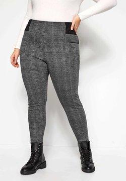 Yours Clothing - Stoffhose - grey