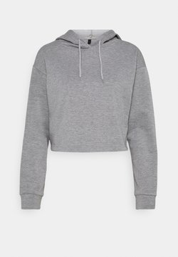 South Beach - HOODIE - Jersey con capucha - grey