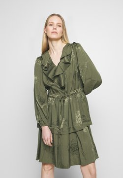 Love Copenhagen - AVOLC DRESS - Vestito estivo - burnt olive