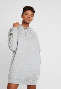 Nike Sportswear - DRESS - Korte jurk - grey heather/white