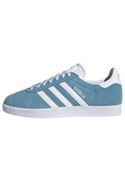 adidas Originals - GAZELLE W - Baskets basses - blue