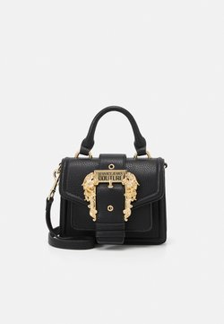 Versace Jeans Couture - MINI TOP HANDLE - Torebka - nero