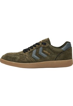 Hummel - HB TEAM  - Sneaker low - dark green