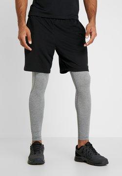 Nike Performance - Tights - smoke grey/black
