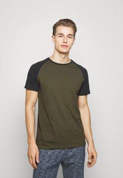 Pier One - T-shirt basic - olive