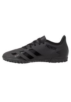 adidas Performance - PREDATOR 20.4 TF - Voetbalschoenen voor kunstgras - core black/dough solid grey