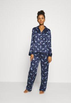 Lauren Ralph Lauren - SET - Pyjama - dark blue