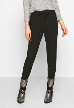 ONLY - ONLNOVA LUX PANT SOLID - Broek - black