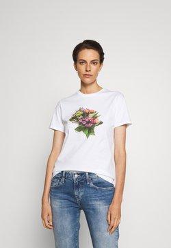 PS Paul Smith - T-Shirt print - white