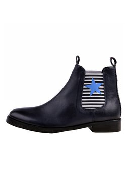Crickit - CHELSEA BOOT JULIA - Ankle Boot - blue