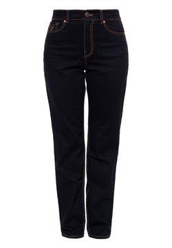 Queen Kerosin - Slim fit jeans - schwarz