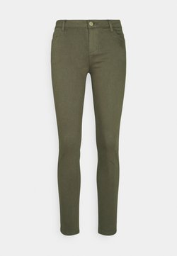 Morgan - Jeans Skinny Fit - khaki