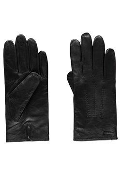BOSS - HAINZ4 - Fingerhandschuh - schwarz