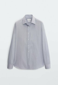 Massimo Dutti - SLIM FIT - Businesshemd - dark blue