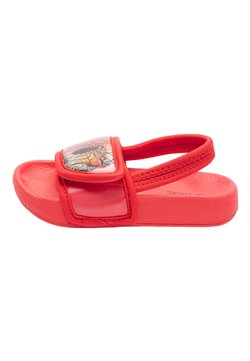 """Next - RED SPIDER-MANÂ""""¢ SLIDERS (YOUNGER) - Chaussures premiers pas - red"""