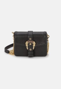 Versace Jeans Couture - COUTURE DISCOBAG - Olkalaukku - nero