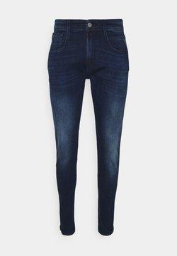 Replay - BRONNY - Slim fit jeans - dark blue