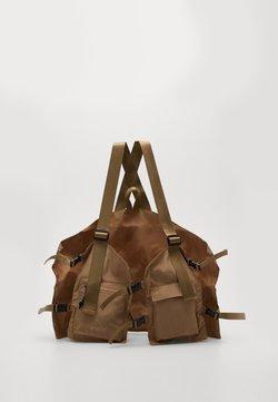 anello - RUCK VEST BAG - Reppu - beige