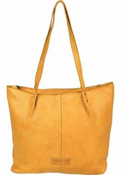 Harold's - SUBMARINE - Shopping bag - gelb
