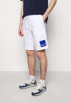 Polo Ralph Lauren - TECH - Jogginghose - white