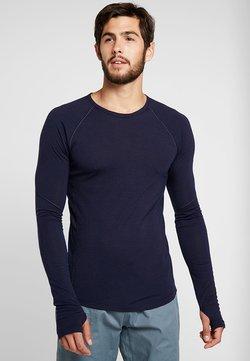 Icebreaker - HERREN - Unterhemd/-shirt - midnight navy