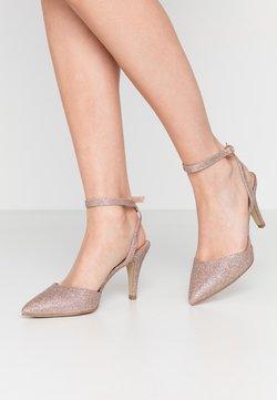 New Look Wide Fit - WIDE FIT REMY - Klassiska pumps - rose gold
