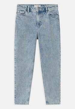 Lindex - MADISON ACID - Relaxed fit jeans - light-blue denim