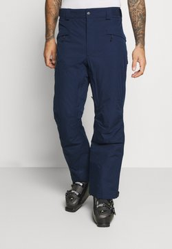 Columbia - KICK TURN PANT - Pantalon de ski - collegiate navy