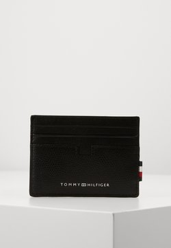 Tommy Hilfiger - BUSINESS HOLDER - Lompakko - black