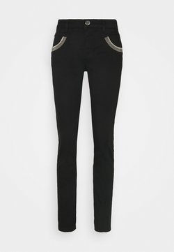 Mos Mosh - SHADE CORE - Jeans Skinny Fit - black