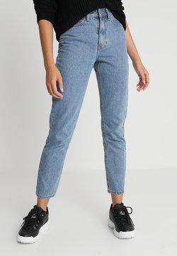 Lost Ink - Jeans baggy - light denim