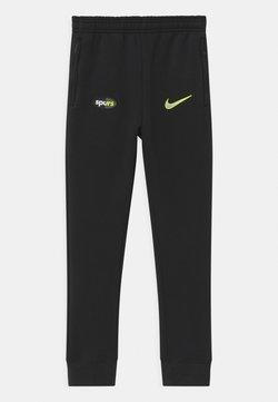 Nike Performance - TOTTENHAM HOTSPURS UNISEX - Equipación de clubes - black/lemon