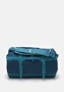 The North Face - BASE CAMP DUFFEL S UNISEX - Sports bag - monterey blue/storm blue