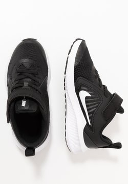 Nike Performance - DOWNSHIFTER 10 - Obuwie do biegania treningowe - black/white/anthracite