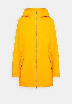 Didriksons - FOLKA - Regenjacke / wasserabweisende Jacke - saffron yellow