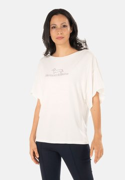Harmont & Blaine - T-shirt con stampa - off-white