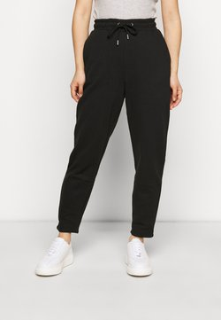 ONLY Petite - ONLLINA PANTS  - Jogginghose - black