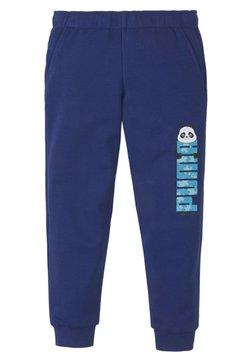 Puma - Verryttelyhousut - elektro blue
