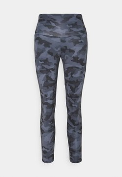 Onzie - HIGH BASIC MIDI - Trikoot - black grey