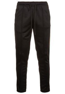 Urban Classics - SIDE TAPED  - Jogginghose - black