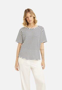 Smith&Soul - T-Shirt basic - marine print