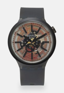 Swatch - DARK TASTE - Montre - black