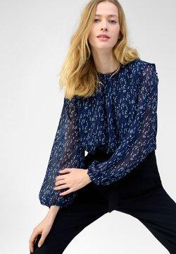 ORSAY - BLUMENMUSTER - Bluse - blue flower