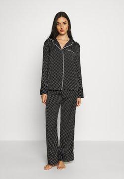Marks & Spencer London - HANGING PYJAMA SPOT - Pyjama - black