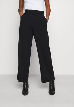 JDY - JDYGEGGO NEW LONG PANT - Stoffhose - black
