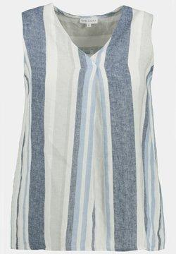 GINA LAURA - Bluse - kristallblau